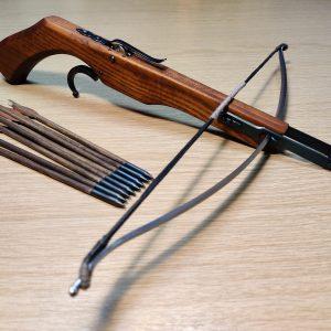 pistol grip crossbow