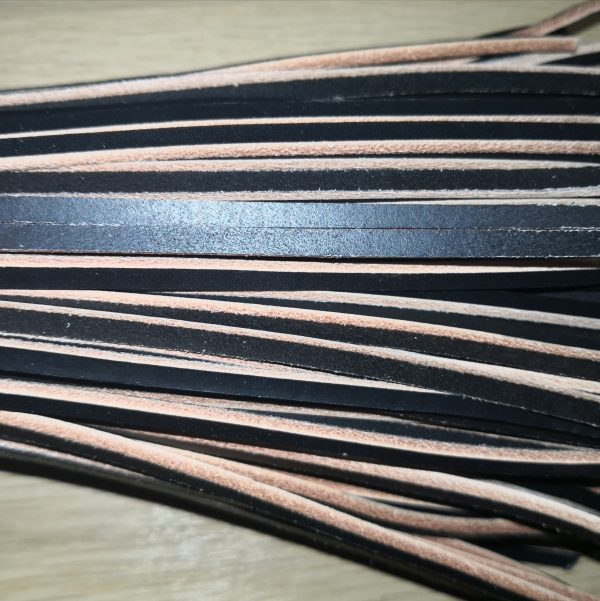 Leather arming laces